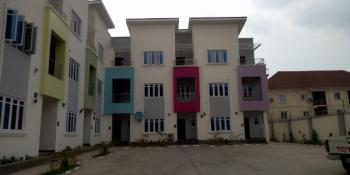 Topnotch Finished 4bedroom Terraced Duplex with Bq, Guzape District Abuja, Guzape District, Abuja, Detached Duplex for Sale