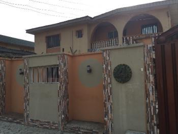 Newly Renovated 3 Bedroom Ground Floor Flat, Sholebo Estate, Ebute, Ikorodu, Lagos, Flat for Rent