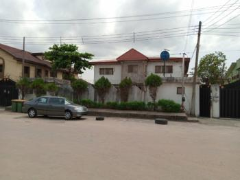 a 4 Bedroom Detached Duplex, with 3 and 2 Bedroom Flat  on 1038.173sqm, Gbagada Phase 2, Gbagada, Lagos, Detached Duplex for Sale