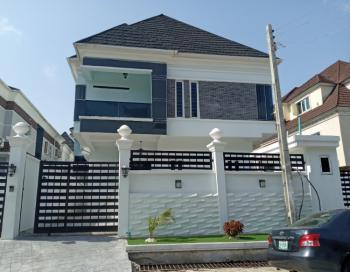 Beautiful New 5 Bedrooms Fully Detached House. 20-22 Hours Electricity, Washing Machine, Chevron Alternative, Lekki Phase 1, Lekki, Lagos, Detached Duplex for Sale