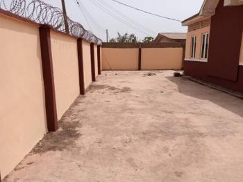Spacious Very Nice 3 Bedroom Bungalow Self Compound, Akala Way , Akobo, Akobo, Ibadan, Oyo, Flat for Rent