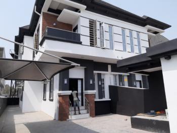 4 Bedroom Semi Detached Duplex with Bq, By Chevron Tollgate., Lafiaji, Lekki, Lagos, Semi-detached Duplex for Sale
