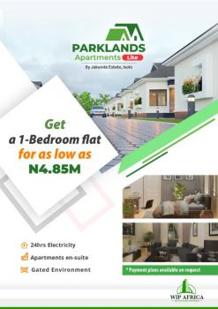 Own Affordable One Bedroom Flat, Parklandlite at Parkway Gardens, Isolo-lagos, Off Bucknor Gra, Jakande, Isolo, Lagos, Mini Flat for Sale