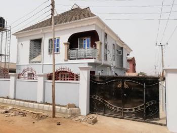 Newly Built 4 Bedroom Duplex, Omolayo Road 7 Junction Akobo Ibadan, Akobo, Ibadan, Oyo, Terraced Duplex for Sale