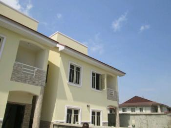Nicely Built Five Bedroom Semi Detached House, Lekki Phase 1, Lekki, Lagos, Semi-detached Duplex for Rent