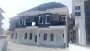 Well Finished 4 Bedroom Terraced Duplex with B/q, Ikota Villa Estate, Lekki, Lagos, Terraced Duplex for Rent
