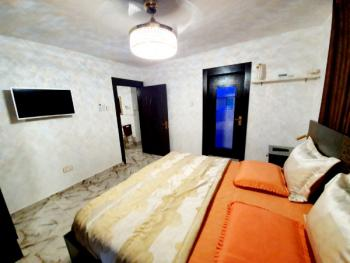 2 Bedrooms Serviced Apartment (cg Metro B Apartments), Juli Estate Off Kudirat Abiola Way, Ikeja, Lagos, Flat Short Let