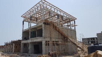 Fully Finished 4 Bedroom Semi Detached Duplex., Meadow Hall Road, Ikate, Elegushi, Ikate Elegushi, Lekki, Lagos, Semi-detached Duplex for Sale