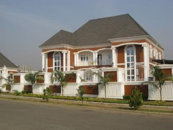 Deluxe 6 Bedroom Brick Mansion, a Close, 14 Road, Gwarinpa Estate, Gwarinpa, Abuja, Detached Duplex for Sale