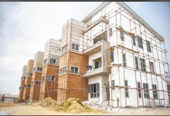 4 Bedroom Serviced Terrace with Bq, Lekki Phase 1, Lekki Phase 1, Lekki, Lagos, Terraced Duplex for Sale