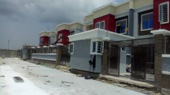 4 Bedroom Semi Detached Duplex, Phase 2 Creek Avenue Court, After Chevron Toll Gate, Ikota, Lekki, Lagos, Semi-detached Duplex for Sale