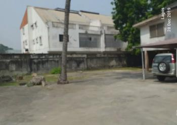2600sqm Dry Land with Demolishable House, Off Glover Road, Old Ikoyi, Ikoyi, Lagos, Mixed-use Land for Sale