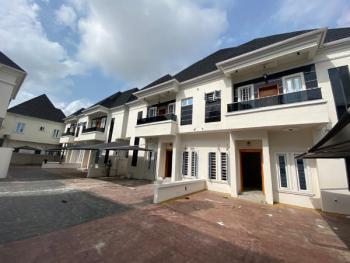 4 Bedroom Semi Detached Duplex with Bq, Lekki Phase 1, Lekki, Lagos, Semi-detached Duplex for Sale