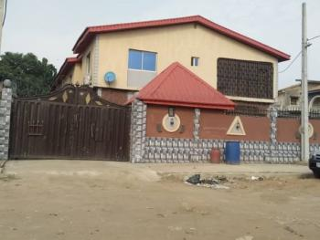 a Block of 4 Units of 3 Bedroom Flat Sitting on a Full Plot, Ajao Estate, Isolo, Lagos, Block of Flats for Sale