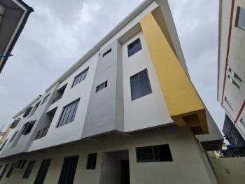 Luxury 3 Bedroom Flats with Bq in a Gated Close, Road 14, Lekki Phase 1, Lekki, Lagos, Flat / Apartment for Sale