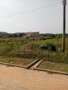 Hoteplot  1.1 Hectares Hotel Land. C of O with Building Approval, Karmo, Abuja, Commercial Land for Sale