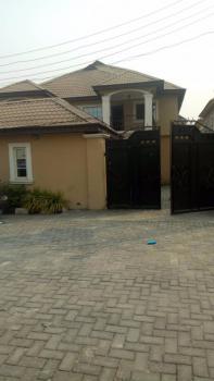 Well Maintain 5bedroom Duplex + Bq, Inside Victory Estate, Ilaje, Ajah, Lagos, Semi-detached Duplex for Sale