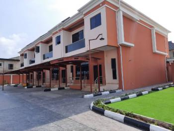 4bedrooms Terrace Duplex House with Detached Bq in Serene Environment, Located at Ikate Lekki Lagos Nigeria, Lekki Phase 1, Lekki, Lagos, Terraced Duplex for Sale