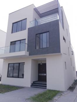 4bedroom Luxury Fully Detached Duplex + Swimming Pool + Bq, Peenock Beach Estate, Osapa, Lekki, Lagos, Detached Duplex for Sale