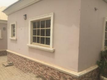 Spacious 1 Bedroom Bungalow, Gold City Estate, Lugbe District, Abuja, Detached Bungalow for Rent