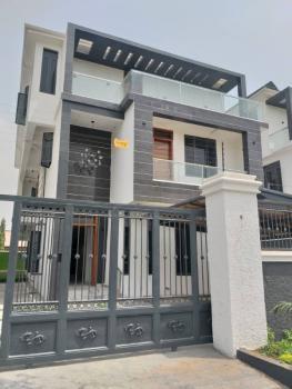 5 Bedrooms Luxury Fully Detached Duplex + Swimming Pool + Bq, Off Admiralty, Lekki Phase 1, Lekki, Lagos, Detached Duplex for Sale