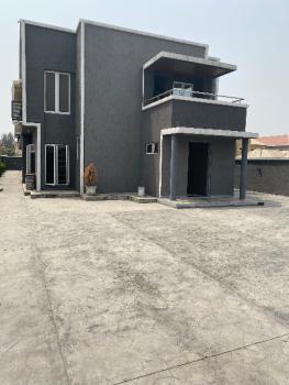 Luxury Furnished 5 Bedroom Detached Duplex + Swimming Pool, Inside Vgc Estate, Vgc, Lekki, Lagos, Terraced Duplex for Sale