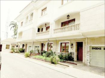 Beautifully Furnished, Fully Serviced 4 Bedroom Terraced Duplex, Ilabere Avenue, Ikoyi, Lagos, Terraced Duplex for Sale