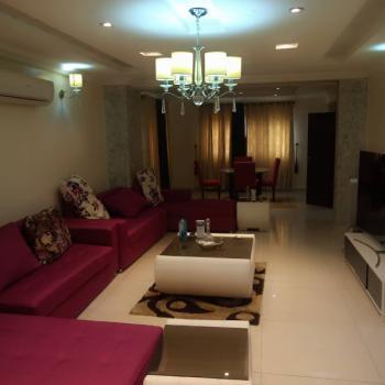 Fully Furnished 5 Bedrooms House with Swimming Pool and Lawn Tennis, Mobil Estate (emerald Estate), Lekki Expressway, Lekki, Lagos, Detached Duplex Short Let
