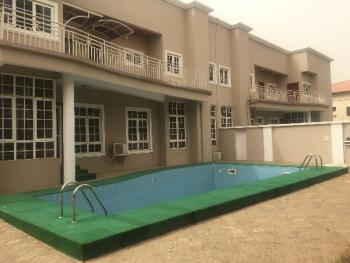 Masterfully Crafted 4 Bedroom Ambassadorial Twin Duplexes with Pool, Maitama District, Abuja, House for Rent