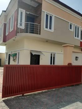 Well Maintained 4 Bedroom Semi Detached Duplex, Ologolo, Lekki, Lagos, Semi-detached Duplex for Rent