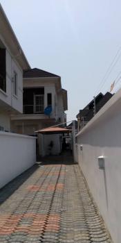 Furnished 5 Bedrooms Duplex with a Bq, Chevron, Lekki, Lagos, Terraced Duplex for Rent