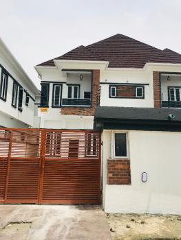 Massive 4 Bedroom Luxury Semi Detached Duplex with a Staff Room, Orchid Road By Chevron Tollgate., Lafiaji, Lekki, Lagos, Semi-detached Duplex for Sale