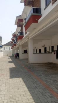 Luxury 4bedroom Terrace 24hrs Light, Conservation Center Chevron, Lekki, Lagos, House for Rent