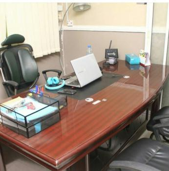 Serviced and Furnished Partitioned Multi-office Space, Osho Street, Opebi, Ikeja, Lagos, Office Space for Rent