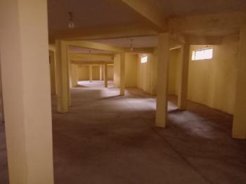 1200 Sqm Warehouse Space, Wuse, Abuja, Warehouse for Rent