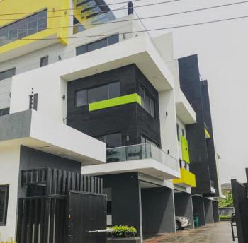 5 Bedroom Terrace Houses with Maids Room, Old Ikoyi, Ikoyi, Lagos, Terraced Duplex for Rent