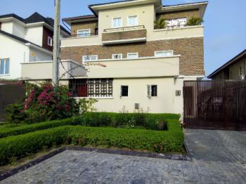 Desirable 5 Bedroom Semi Detached House with Boys Quarters, Lekki Phase 1, Lekki, Lagos, Semi-detached Duplex for Sale