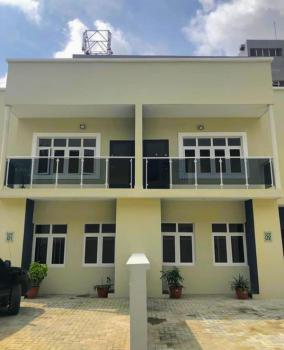 Tastefully Finished Four Bedroom Detached House with Large Living Room, Osapa, Lekki, Lagos, Semi-detached Duplex for Sale