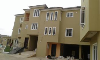 4 Bedroom Terraced Apartment, Gra, Magodo, Lagos, House for Sale