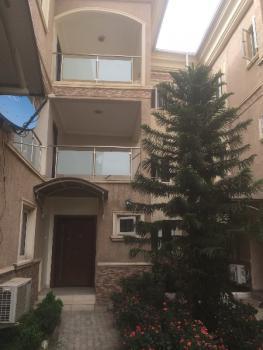 Tastefully Finished 3-bedroom Terrace Duplex with Bq, Aym Shafa Street, Wuye, Abuja, Terraced Duplex for Rent