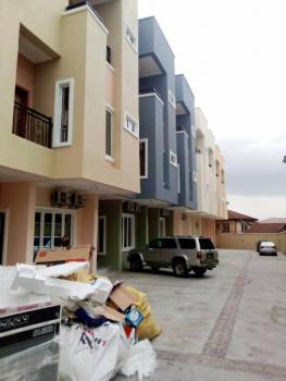 Luxury and Furnished 5bedroom Duplex, Estate Off Adeniyi Jones, Adeniyi Jones, Ikeja, Lagos, Terraced Duplex for Rent