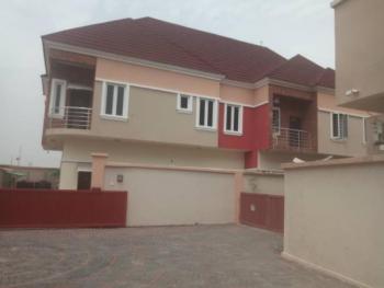 4 Bedroom Semi with a Room Bq, Ologolo, Lekki, Lagos, Semi-detached Duplex for Rent