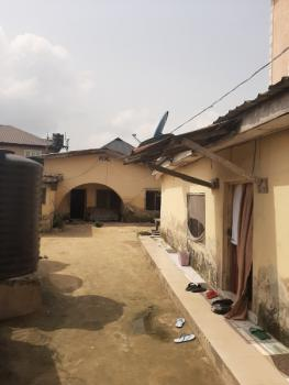 308sqm of Land with Structure, Within Edidot School Badore, Badore, Ajah, Lagos, Residential Land for Sale