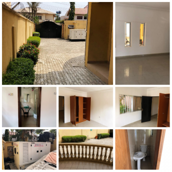 Massive Mini Flat Space. 2 Toilets. Serviced with Generator, Off Admiralty Way, Lekki Phase 1, Lekki, Lagos, Mini Flat for Rent
