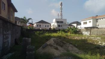 Fenced and Gated Plot Measuring 450sqm, Chief Colins Street, Lekki Phase 1, Lekki, Lagos, Mixed-use Land for Sale