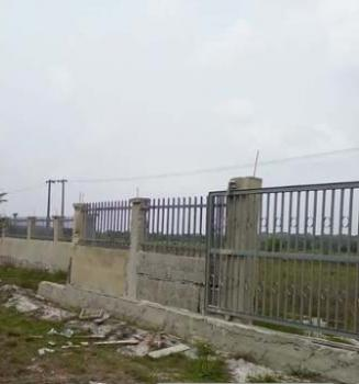 2725 Square Meters of Fenced Dry Land Directly Facing The Express, Lekki Epe Expressway, Agungi, Lekki, Lagos, Commercial Land for Sale