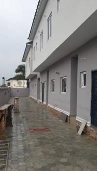 Beautiful 3 Bedrooms Terraced Duplex + Bq, Lekki Phase 2, Lekki, Lagos, Terraced Duplex for Rent