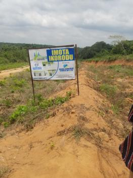 Land, Oxford Estate, Imota, Ikorodu, Lagos, Mixed-use Land for Sale