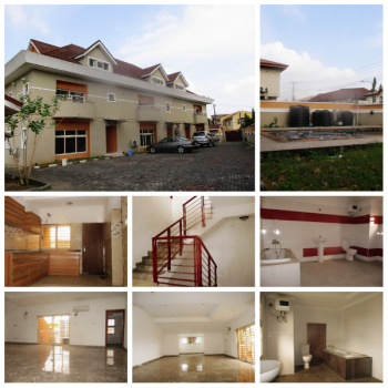 15 Bedrooms, 8 Parlors, 4 Bq, a Penthouse, Pool Area, 40 Car Parking, Admiralty Way, Lekki Phase 1, Lekki, Lagos, Detached Duplex for Rent