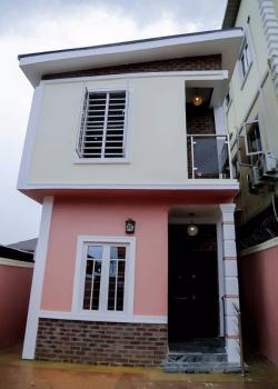 4 Bedroom Detached Duplex with a Bq, Adeniyi Jones, Ikeja, Lagos, Detached Duplex for Sale